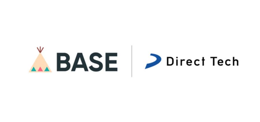 無料ネットショップBASEがDirect Techと協業してインフルエンサーのネットビジネスを支援!