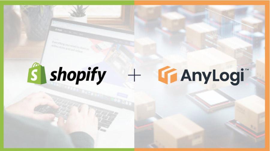 物流管理プラットフォーム「AnyLogi」がShopify(ショッピファイ)にアプリ提供を開始